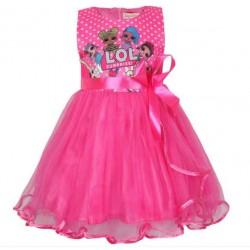 Lol Surprise Doll Tutu Dress Birthday Outfit Kids Summer...