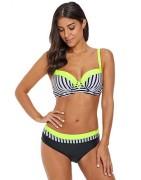 Striped Bikinis